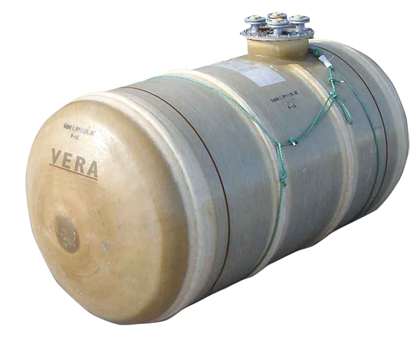 spillolje-tank